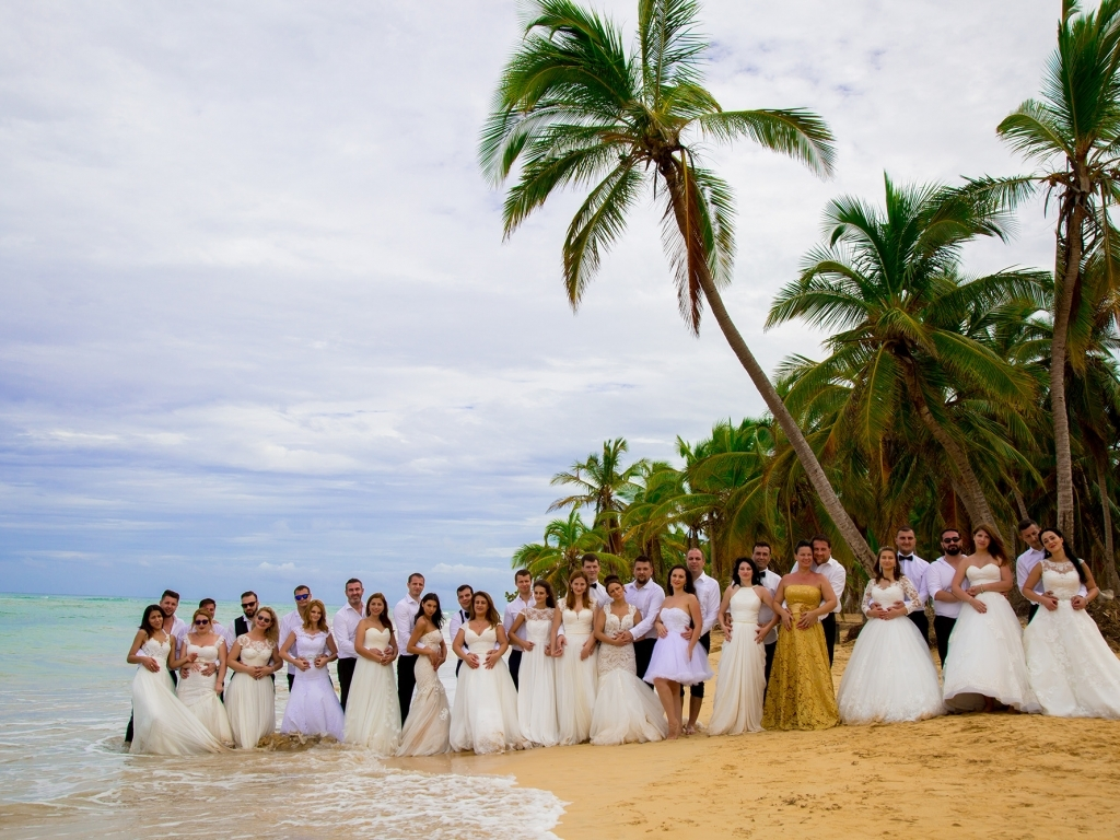 Trash the Dress in Republica Dominicana