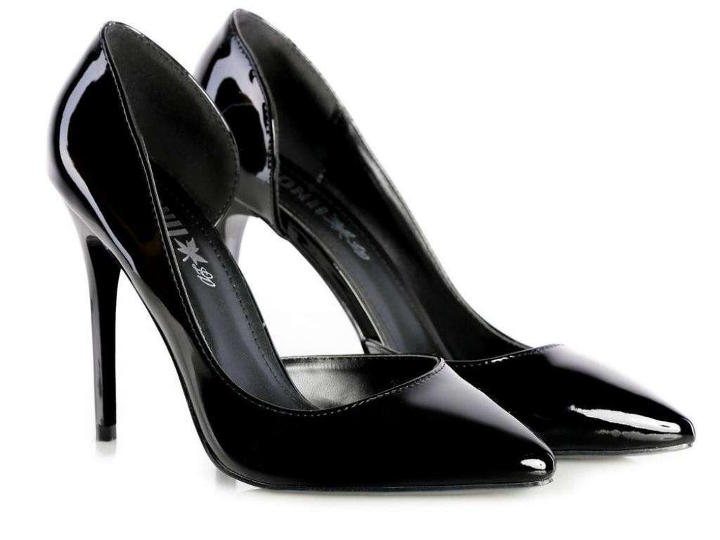 Pantofi Negri Carla 2016-5