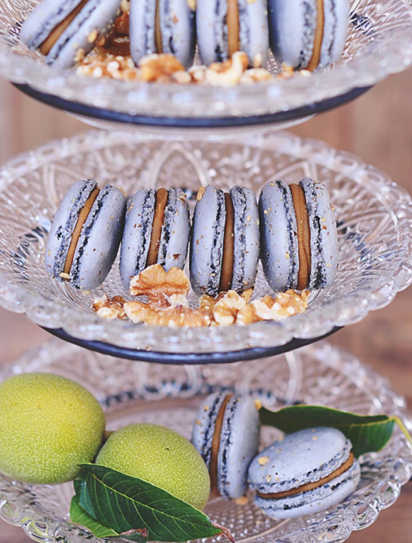 Macaron Trufe si Nuci