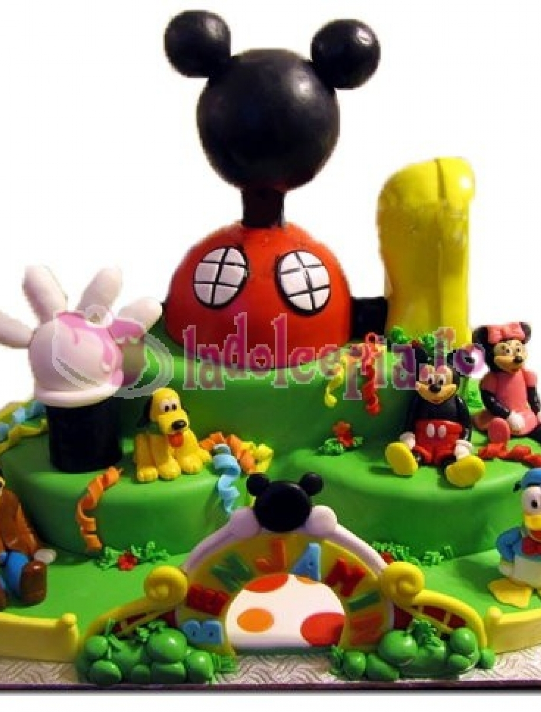 Tort Clubul lui Mickey Mouse