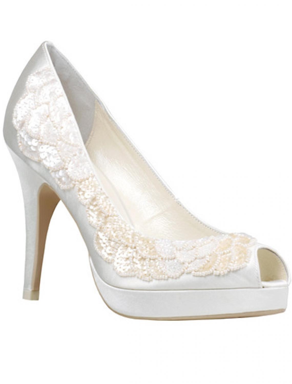 Pantofi de mireasa Menbur 4324
