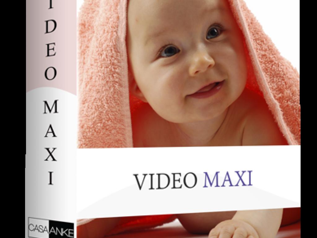Pachet filmare botez MAXI