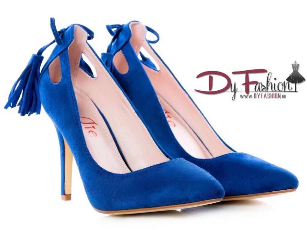 Pantofi Albastri Sofia 962-3A