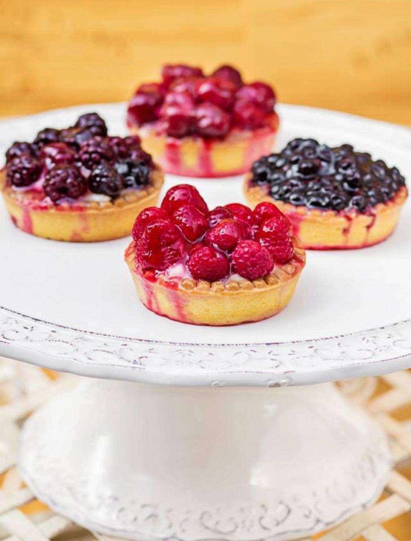 Mix Tarte cu Fructe de Padure