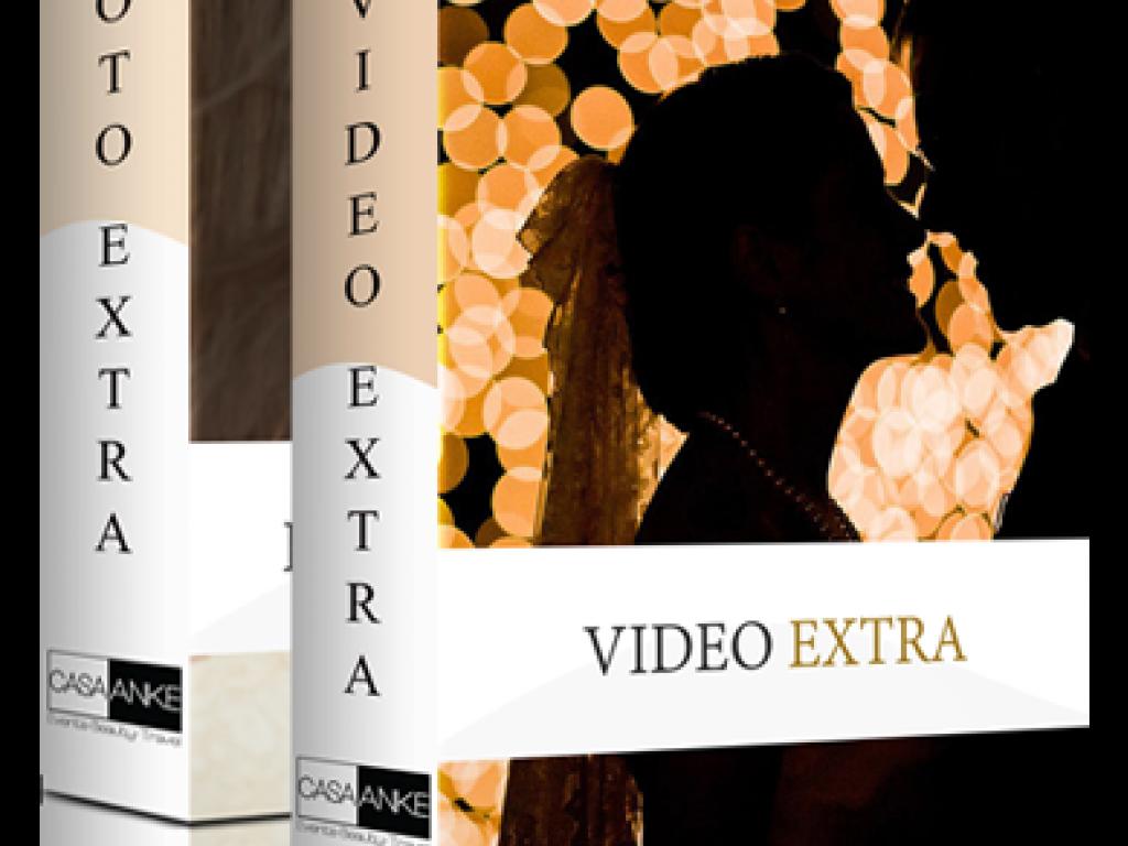 Pachet filmare + fotograf nunta Extra