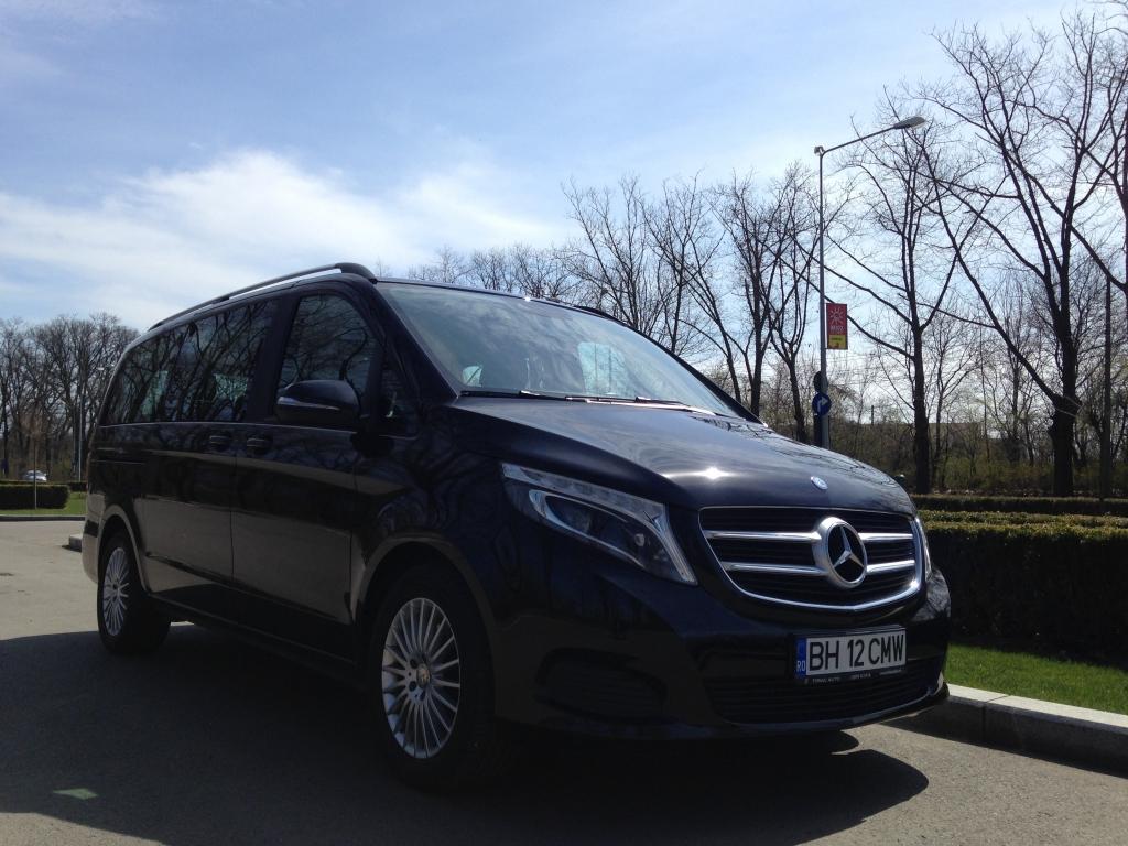 Minivanuri lux transport nuntasi