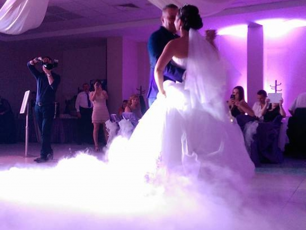 Lumini ring dans nunta 2