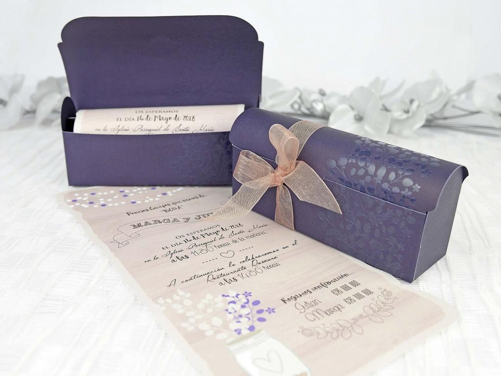 Invitatie de nunta cod 39237