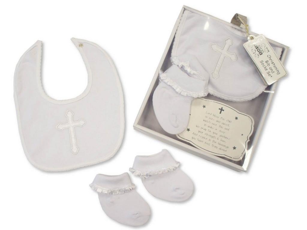Set cadou 2 piese pentru botez Nursery Time