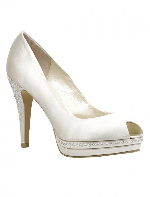 Pantofi de mireasa Menbur 4320