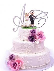 Tort nunta A&C