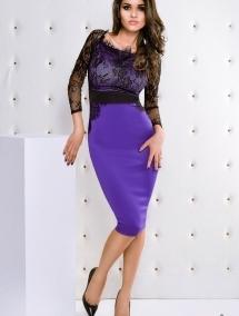 Rochie Dressy Purple LC6988-1