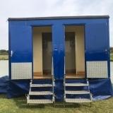 Toaleta ecologica mobila 1 plus 1