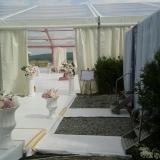 Toaleta ecologica mobila pentru nunti