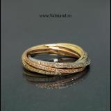Inel din Aur cu Diamante i970
