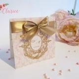 Invitatie de nunta Tea Rose