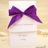 Invitatie Royal Purple