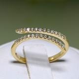 Inel din aur cu diamante 122750DIDI