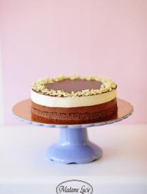 Tort Mousse 3 Ciocolate