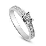 Inel de logodna cu diamant DR093
