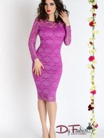 Rochie Purple Chain LC6729