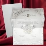 Invitatie de nunta cod 2574