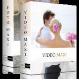Pachet filmare + fotograf nunta Maxi