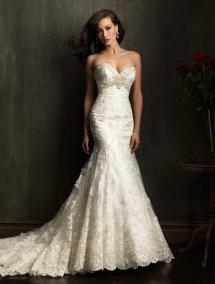 Allure Bridals 9051