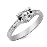 Inel de logodna cu diamant DR307