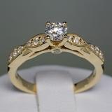 Inel de logodna din Aur cu Diamante122533DIDI