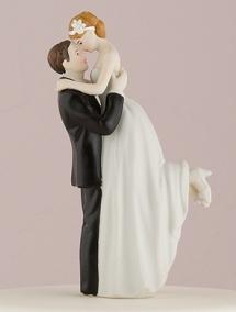 Figurina Tort Comica Miri Romantici. COD F913