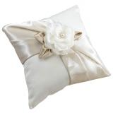 Pernuta verighete trandafir ivoire design. cod RP470T