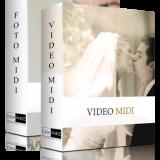 Pachet filmare + fotograf nunta Midi