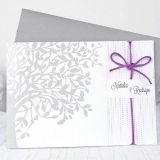 Invitatie de nunta Love Tree