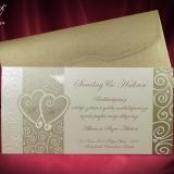 Invitatie de nunta cod 5374