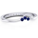 Inel logodna L33ASF inel cu safir