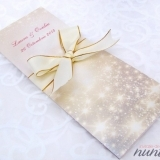 Invitatie de nunta Sparkles
