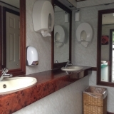 Toaleta ecologica mobila 2 plus 1