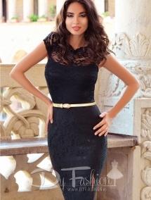 Rochie Black Appeal ES051-4