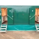 Toaleta ecologica mobila 3 plus 1