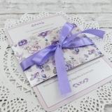 Invitatie de nunta Lea Pastel