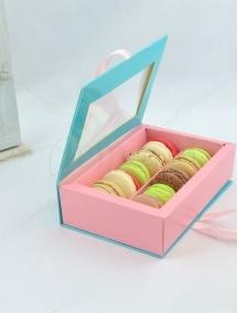 Cutie 10 Macarons