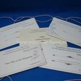 Plic de bani pentru nunta NBN HR
