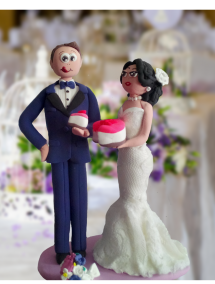 Figurina pentru tort