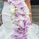 Buchete din flori violet