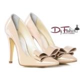Pantofi Piele Naturala Mara